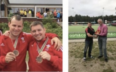 Select Engineer Celebrates European Hockey Championship Success