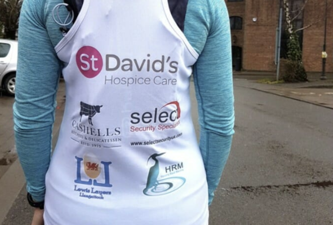 Raising Money For St. David's Hospice Care