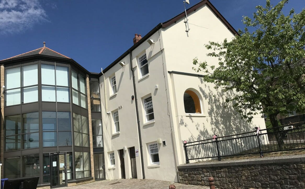 Select Secures RWA's New Offices In Blaenavon