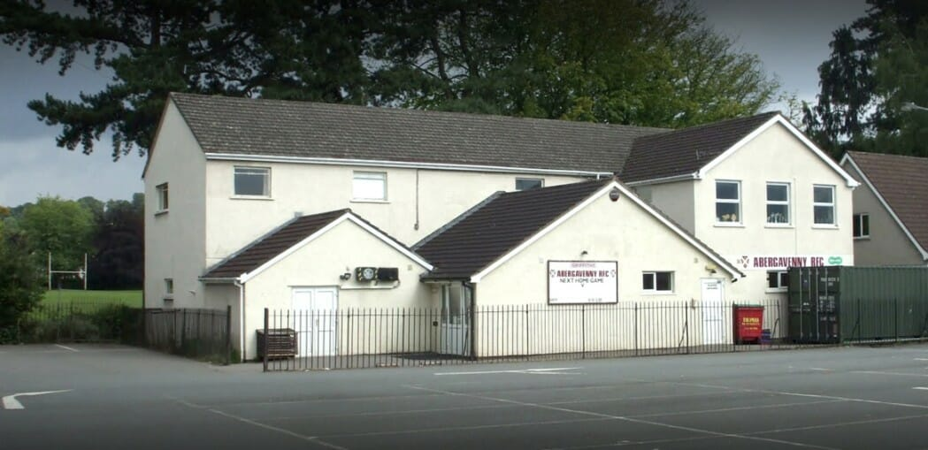 Abergavenny Rugby Club, Monmouthshire