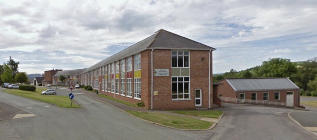 Educational Installation Of A HD CCTV System In Brecon, Powys