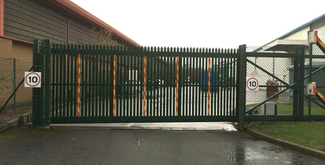 McLays Automatic Gate System, Cardiff